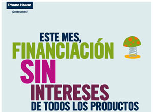 Financiación The Phone House