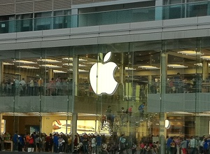 Apple Store en Hong Kong