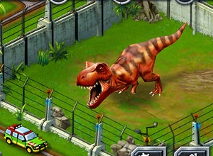 Jurassic Park Builder