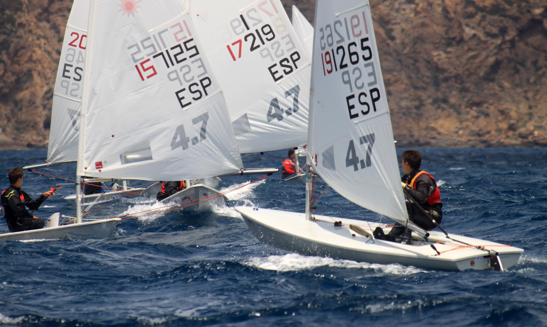 Trofeo Ciutat de Palma laser 4.7