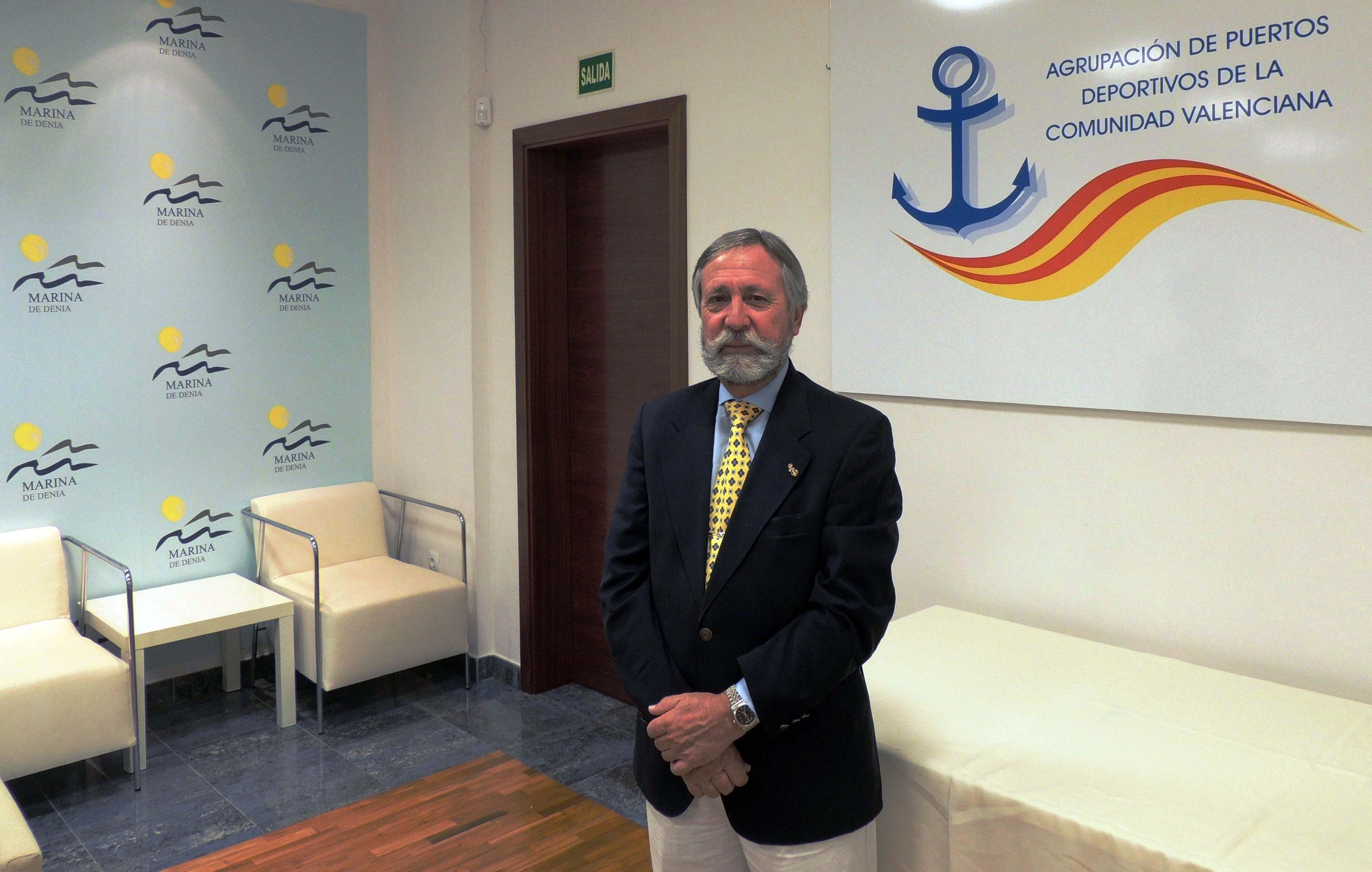 Gabriel Martínez, presidente de la APDT de Valencia