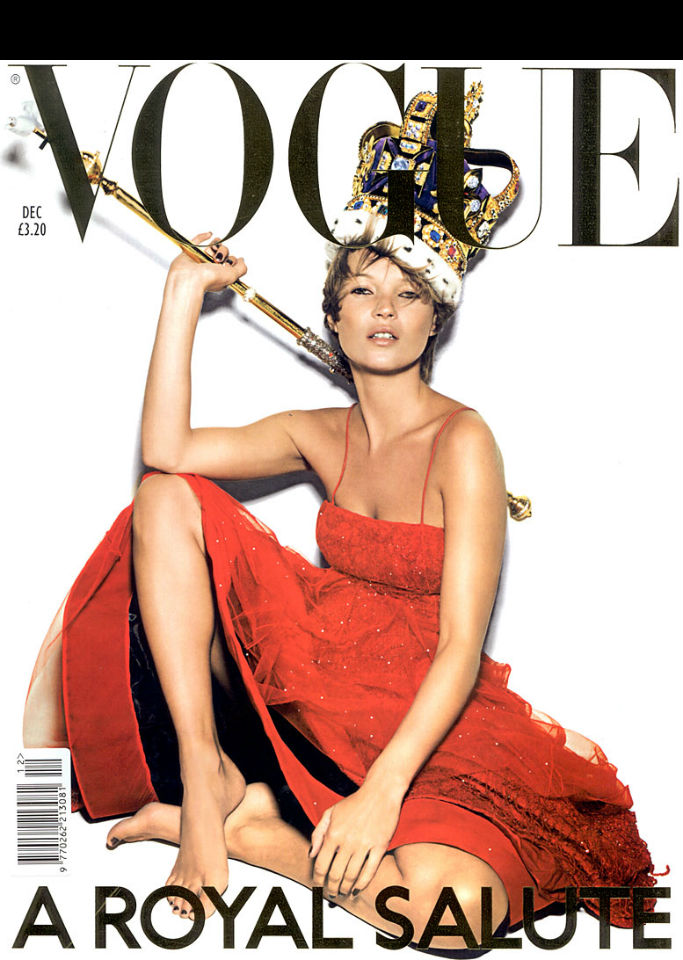 Kate moss vogue magnificent phrase