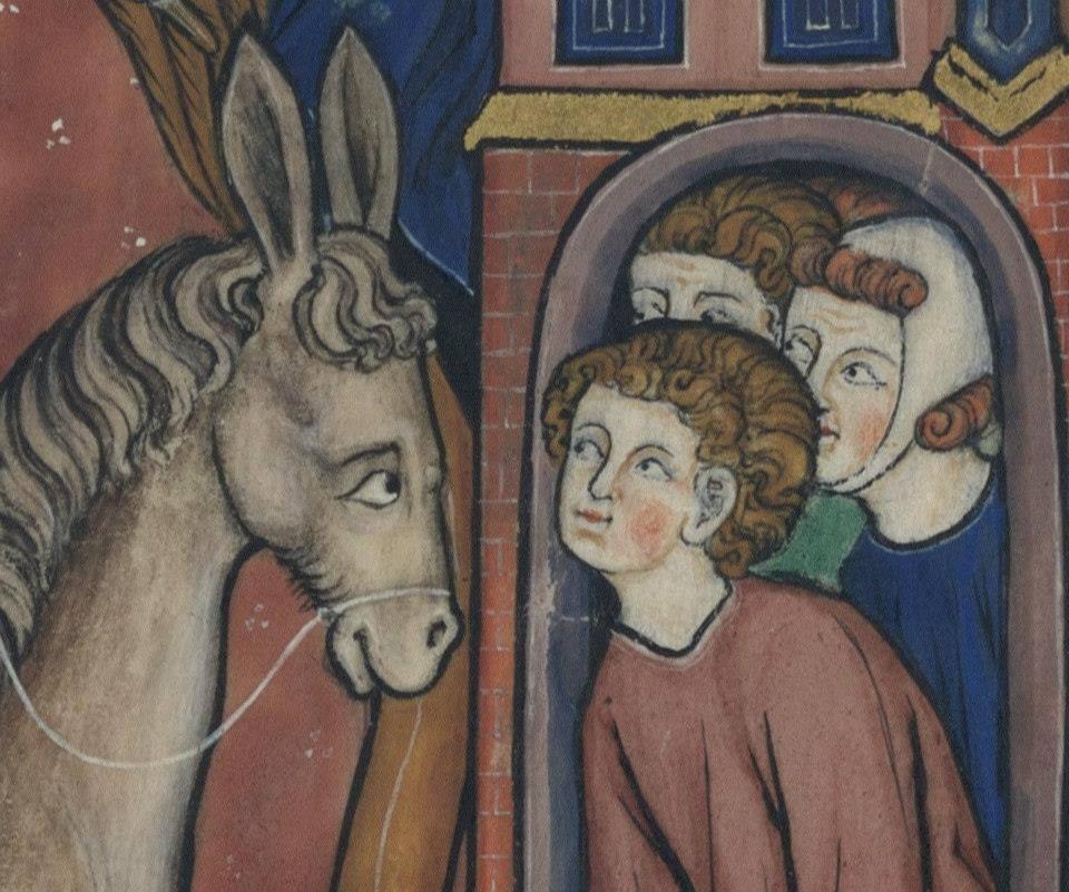 Caprichos de los manuscritos de la Biblioteca Nacional de Francia