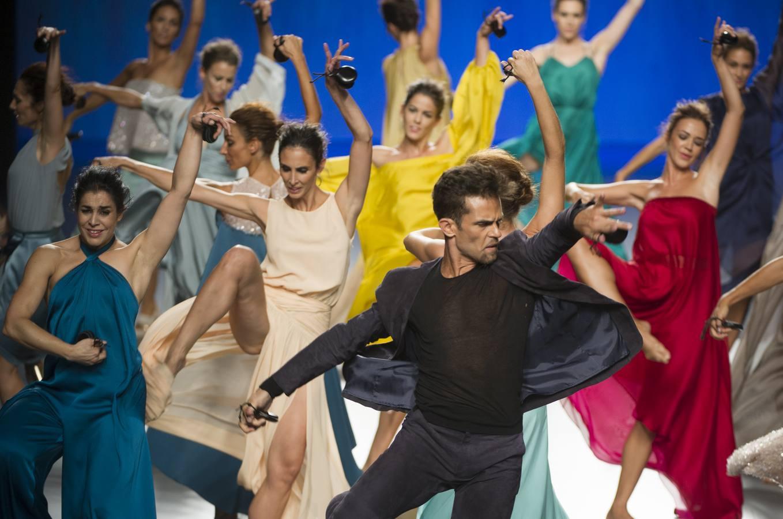 Antonio Najarro y el Ballet Nacional de España han coregrafiado una colección inspirada en las Islas Canarias