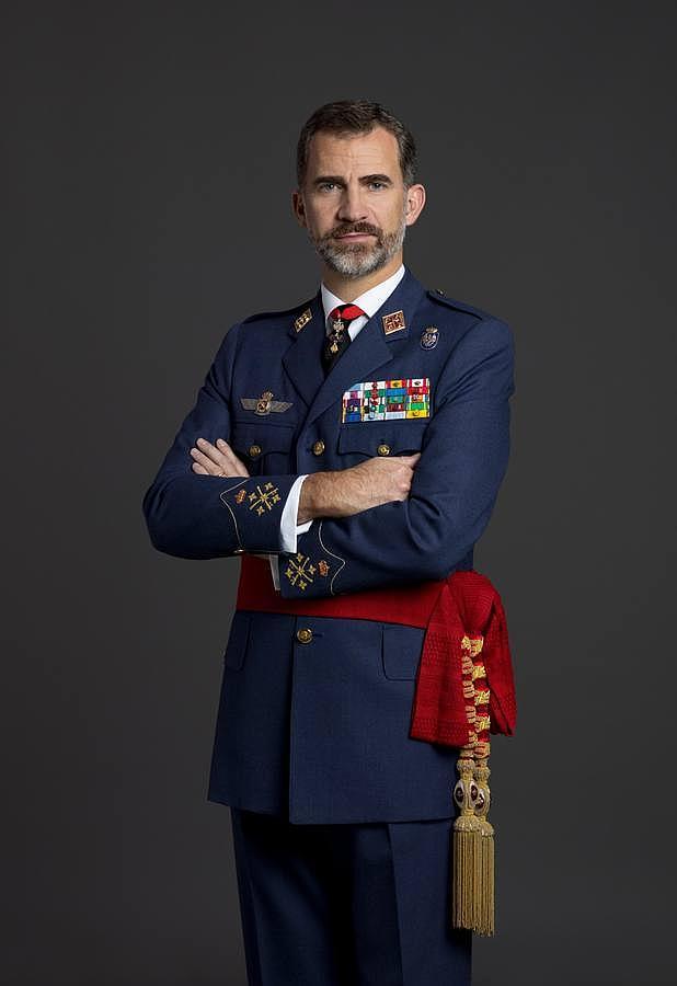 De diario para actos de especial relevancia de Capitán General del Ejército del Aire