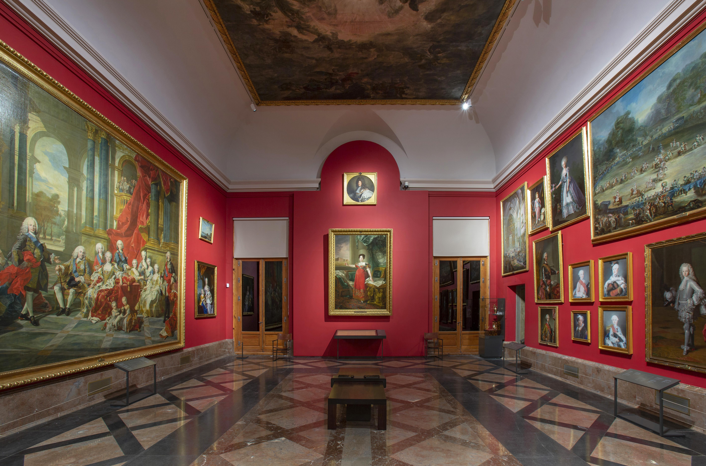 97de5e7db7 El retrete de Fernando VII, nueva ''atracción'' del Prado