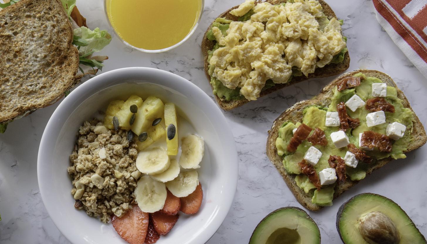 Los mejores platos para comer equilibrado y saludable sin ...