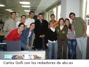 ¿Cuánto mide Carlos Goñi? - Altura - Página 3 Revolverabc