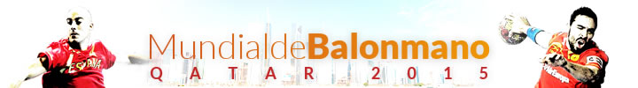 Mundial de Balonmano Qatar 2015