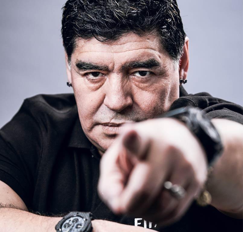 Maradona, caso abierto: los chats de la vergüenza - XL Semanal